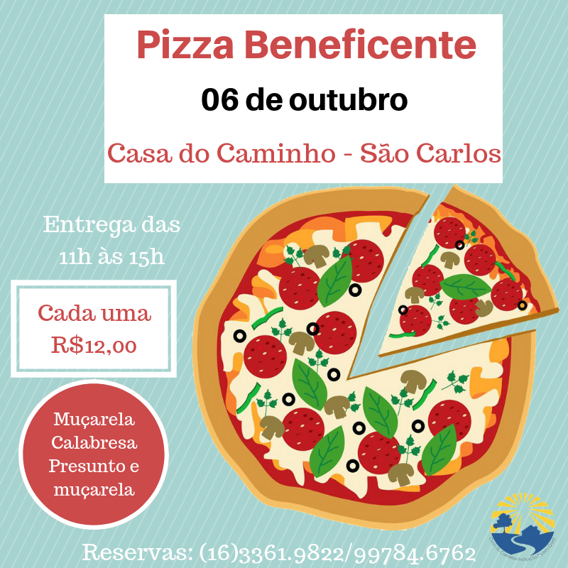 Pizza beneficente